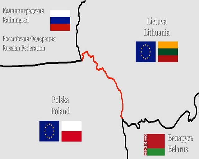 США напуганы, что РФ заберет Сувалкский коридор