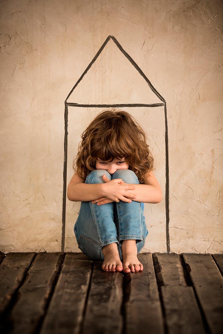 Дикарь: или почему ребенок не общается со сверстниками