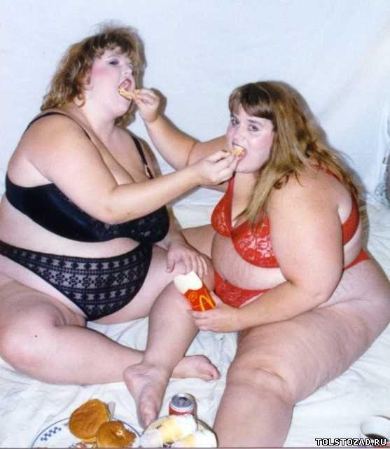 Влечение к толстым женщинам
