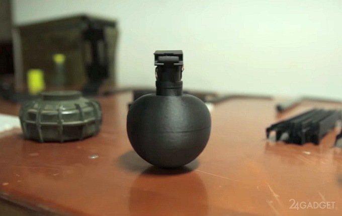Американские военные печатают взрывчатку на 3D-принтерах