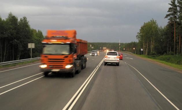 Минтранс РФ отменил «весенние ограничения» движения по автодорогам