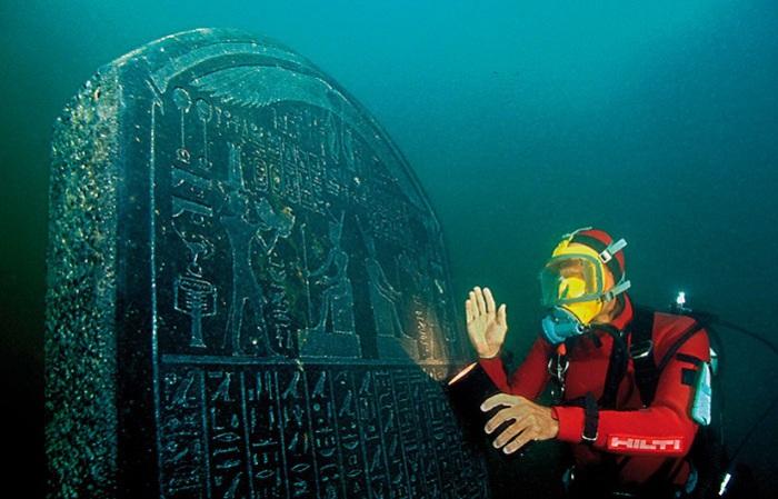 Плита с египетскими иероглифами. | Фото: thecultureconcept.com.