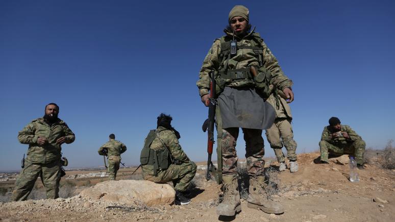 National Interest: Америке не победить в сирийской войне