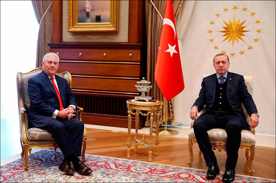 США испугались османской пощечины