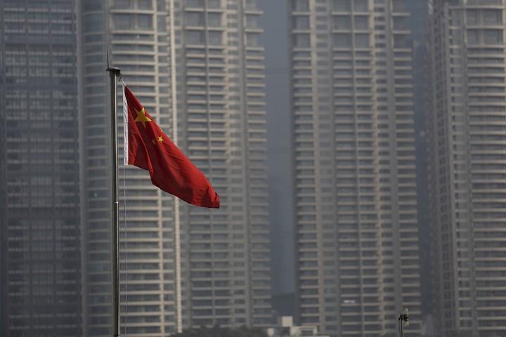 В Китае в ДТП столкнулись 30 транспортных средств