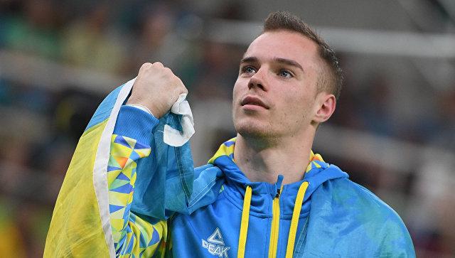 Украинский спортсмен пожаловался на угрозы после фото с гимнастом из России