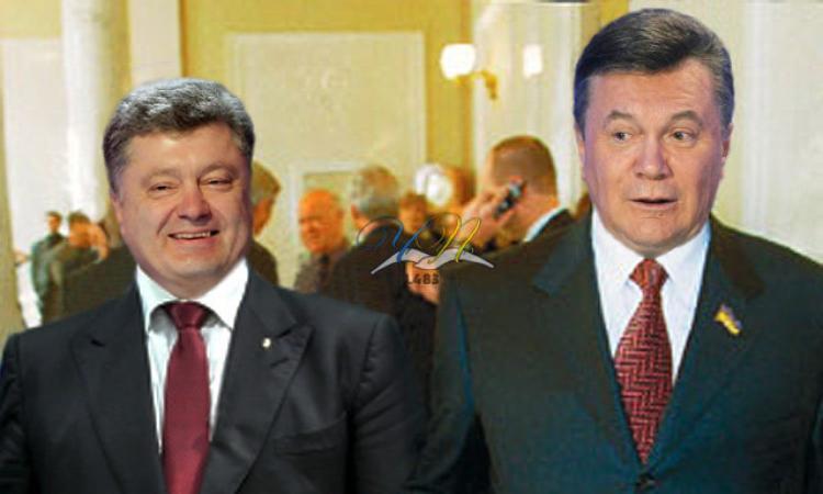 Ничего не вижу, ничего не слышу: Порошенко в состоянии Януковича образца 2012−13 гг