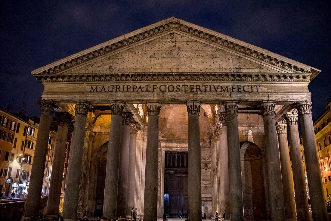 римский Пантеон