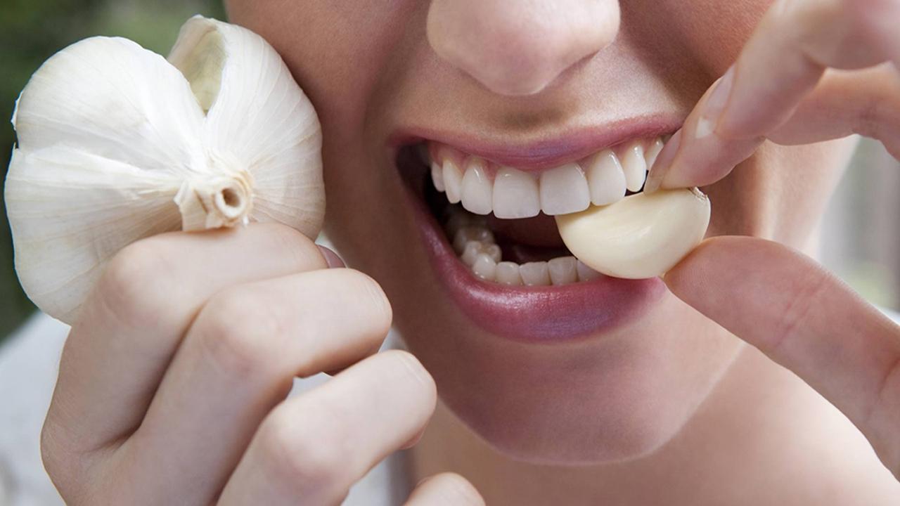 Как избавиться от неприятного запаха во рту