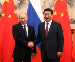 Сотрудничество России и Китая в качестве приоритета