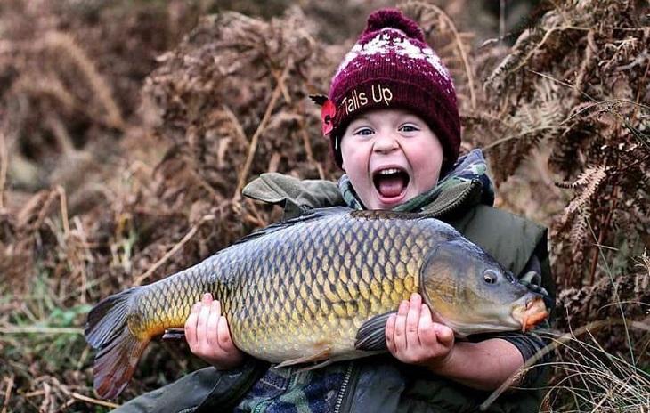 все касательно рыбалке наживка получи карася
