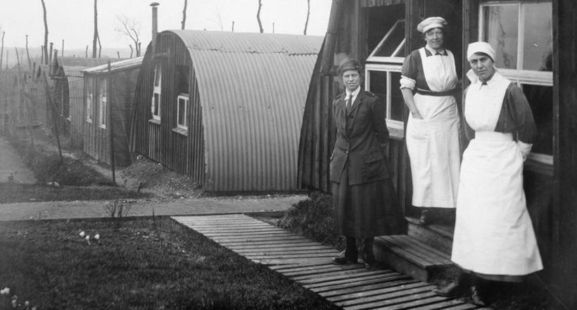 Первая мировая война глазами женщин: 7 уникальных исторических фото