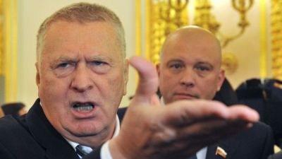 Жириновский счел падение мет…
