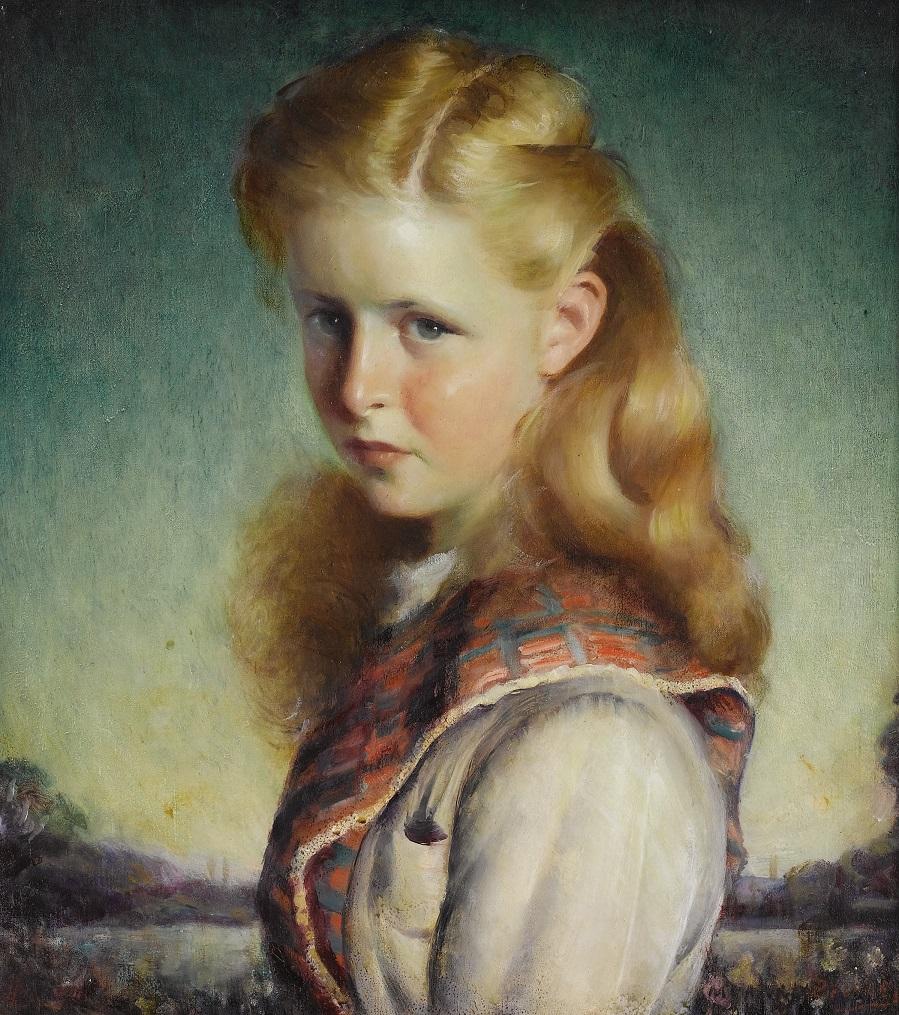 Мюррей Персиваль Бьюли (19.06.1884 - 1964) американский художник и его работы