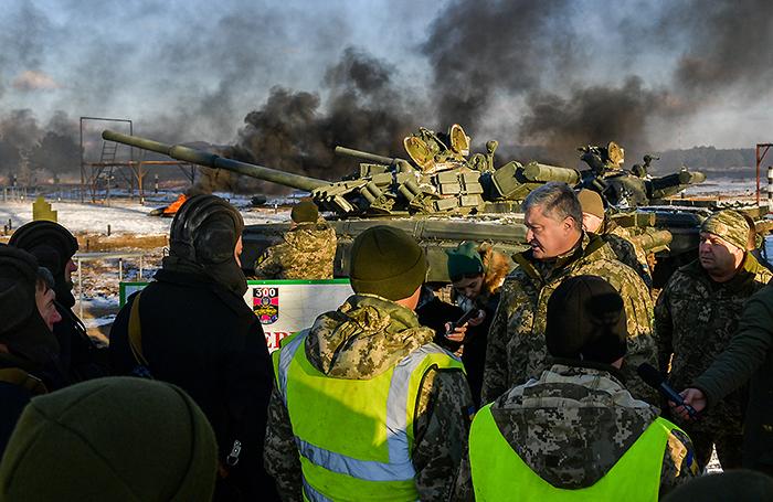«Недовоенное положение». С чем связан новый указ Порошенко?