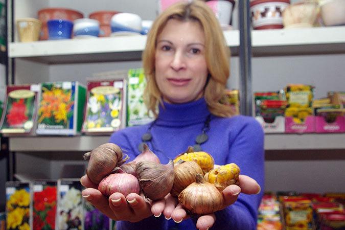 Храним луковицы гладиолусов в парафине