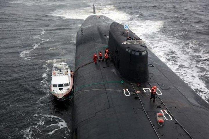 сигналы крс на подводной лодке
