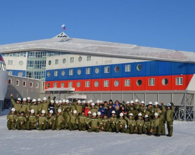 Путин: Иностранцы забыли, что Земля Франца-Иосифа принадлежит России
