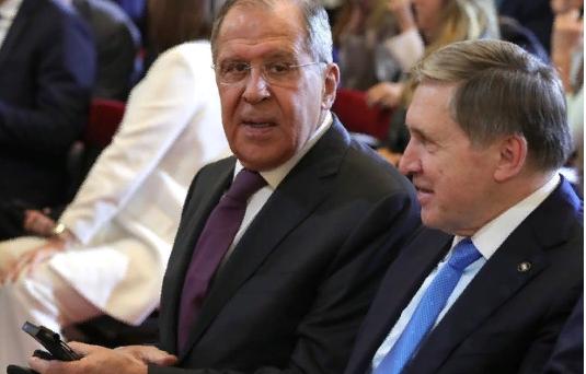 «По-моему, очевидно»: Лавров, как Путин, ответил на вопрос, с чего начинается Родина