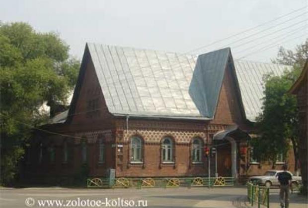 Мальцовские дома Гусь-Хрустального