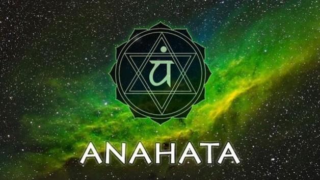 Четвёртая чакра — Анахата