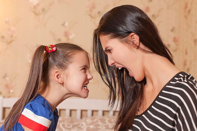 Победа над «монстром». Как наладить общение с капризным ребёнком?