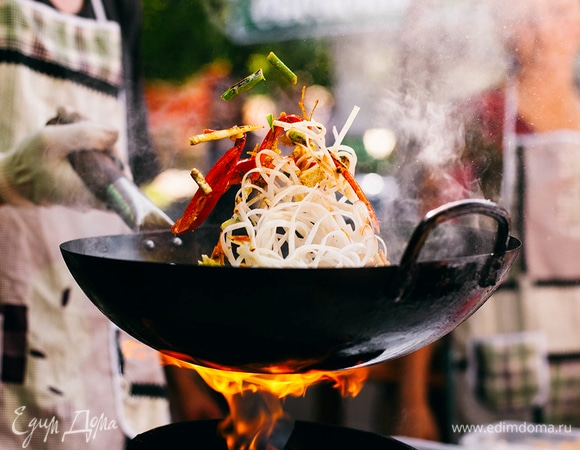 Легендами ÑÑ‹Ñ' будешь: готовим популÑрные блюда китайÑкой кухни
