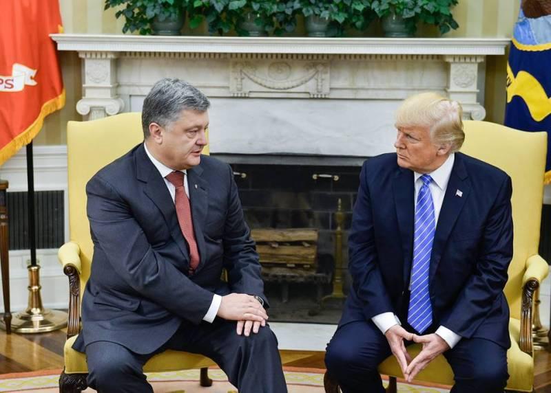 Круто опущенный: итоги визита Порошенко в США