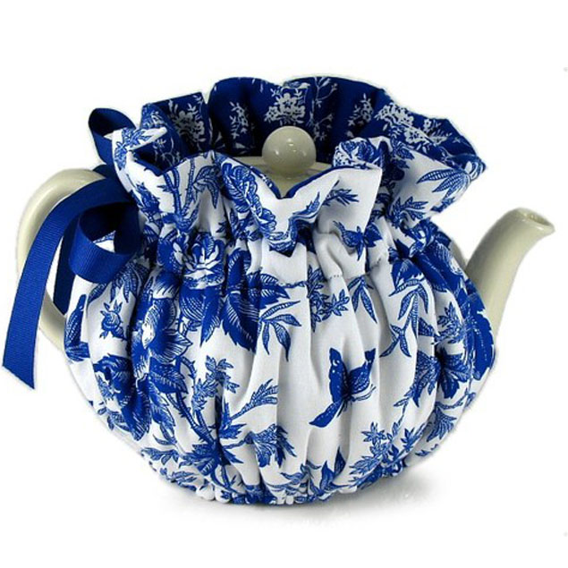 Хранительница чайного тепла для влюблённых в чай