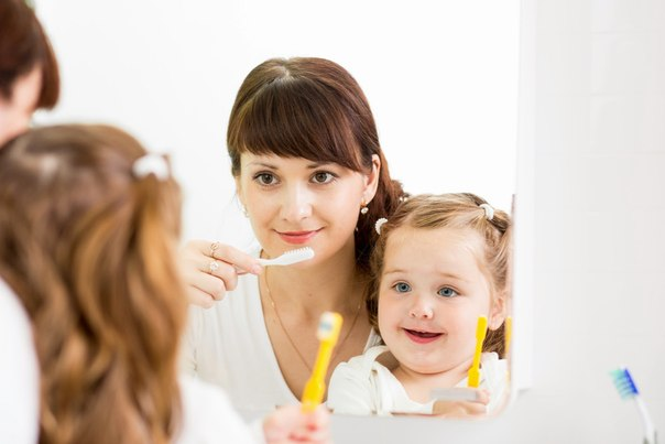 Особенности гигиены полости рта у детей