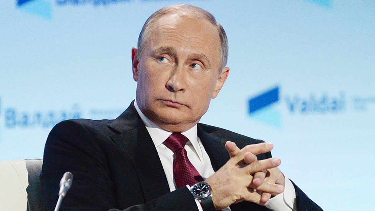Путин, наконец, назвал вещи своими именами. И это здорово. Александр Роджерс