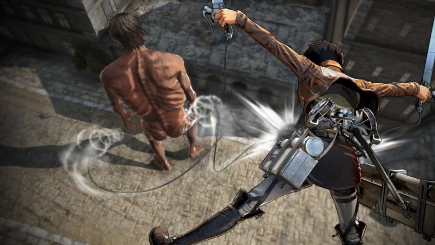 В Attack on Titan 2 будет более 30 играбельных персонажей