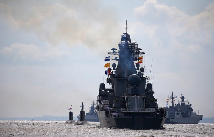 Порядка 50 кораблей и судов войдут в состав ВМФ России до 2020 года.