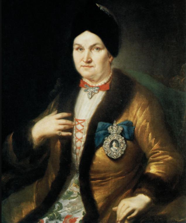 Наталья Розумиха — как простая казачка покорила императрицу