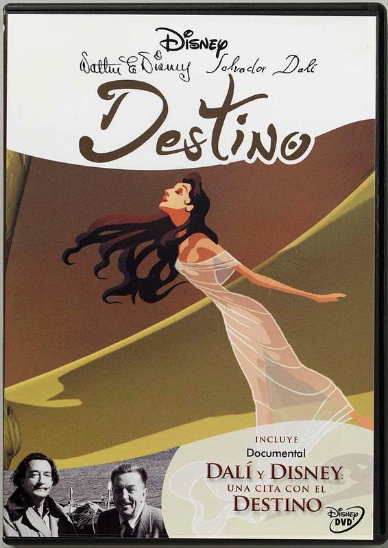 Destino («Судьба»). Мультфил…
