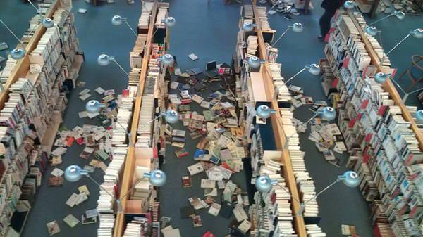 Японская библиотека заработает в сети