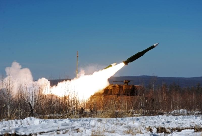 Украина объявила о проведении новых ракетных стрельб возле Крыма