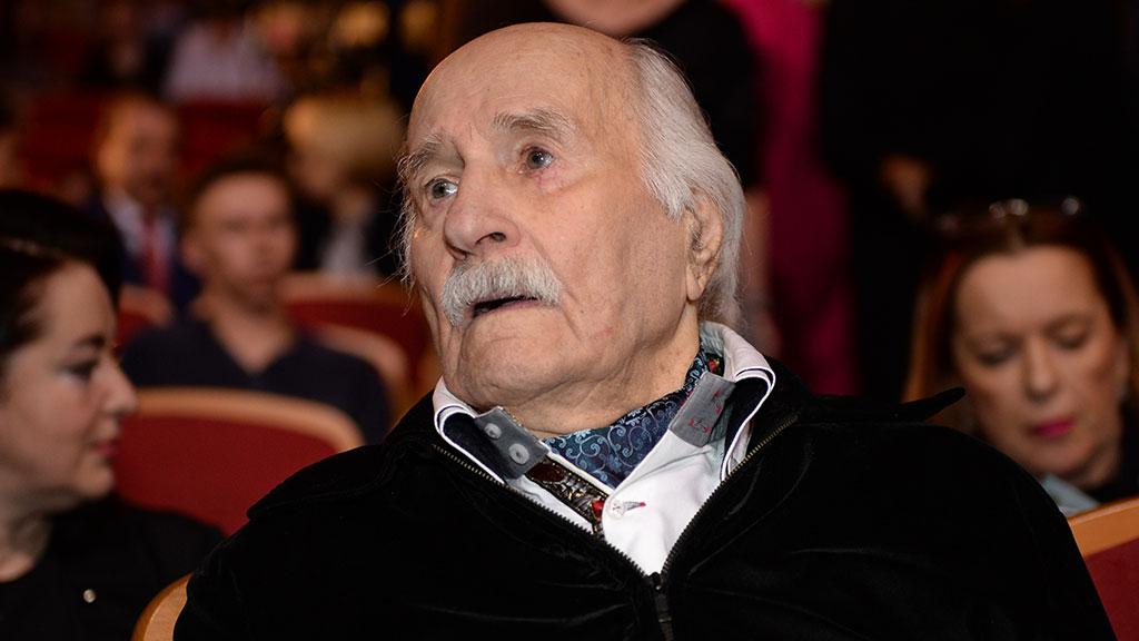 Уходят от нас Легенды и Таланты... Скончался актер Владимир Зельдин