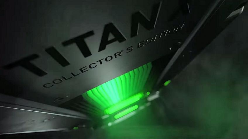 NVIDIA готовит видеокарту Titan X Collector's Edition