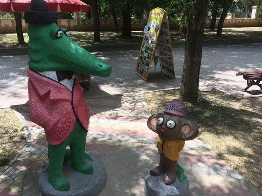 Евпаторийского скульптора предлагают проверить на наркотики
