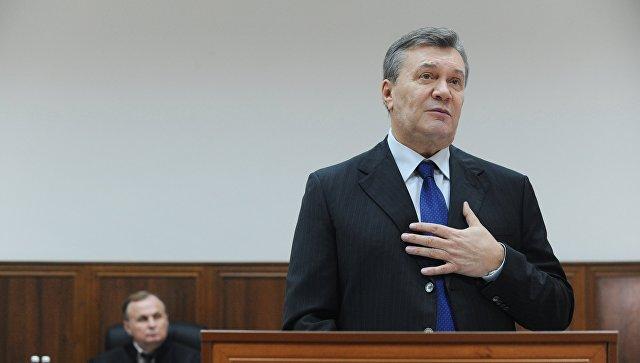 Янукович предложил мировым лидерам путь решения украинского кризиса