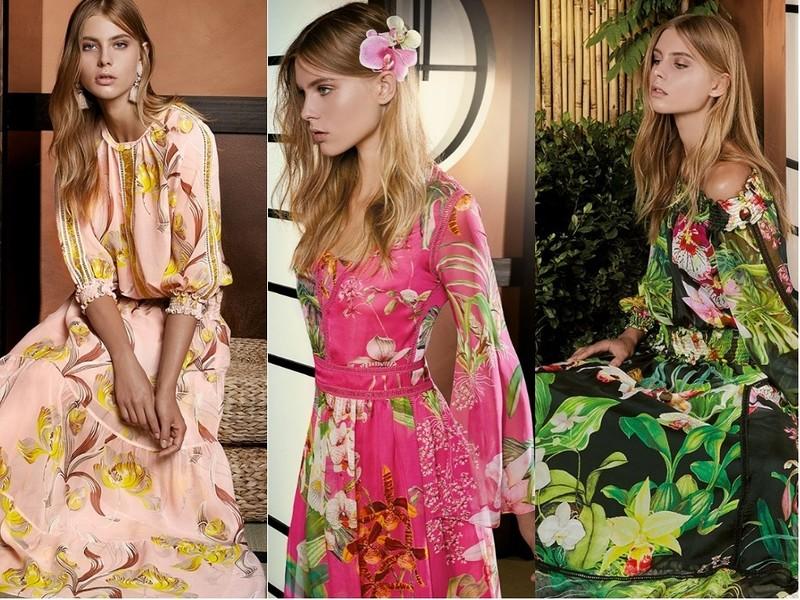 Коллекция модной одежды Clips весна-лето 2018