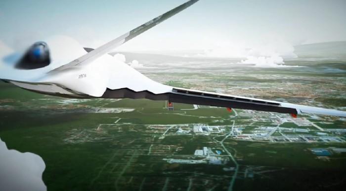 Новый российский самолёт-мон…