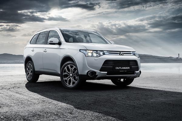 В России стартовали продажи новой версии Mitsubishi Outlander Sport