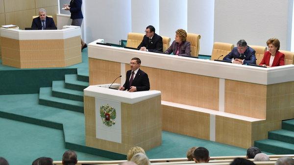 Совфед ответил на просьбу властей ФРГ избавить страну от санкций против России