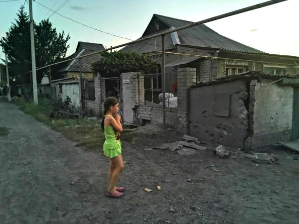 Жители Донбасса мечтают о том, чтобы в их города вошли российские войска
