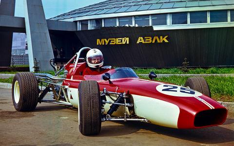 Циклоп, Победа-Спорт, Эстония-21... - самые быстрые спорткары СССР