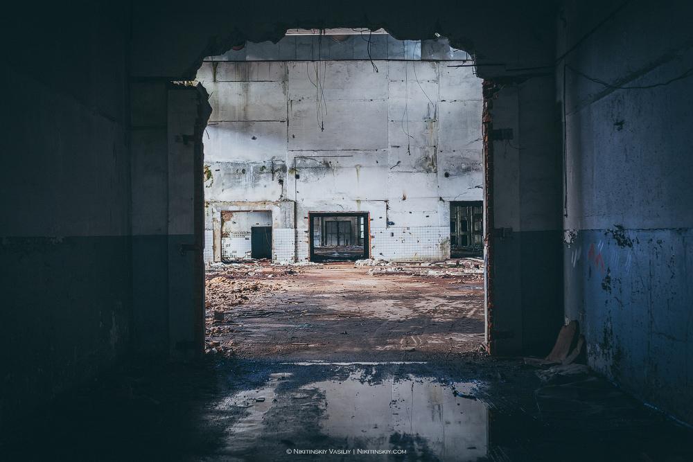 Владимирский тракторный завод, полный забытых артефактов