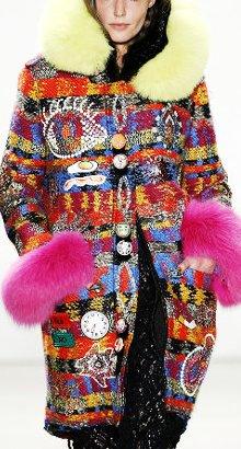 Модные пальто осень-зима 2016-2017 — от классических расцветок до ярких цветов и леопардового принта