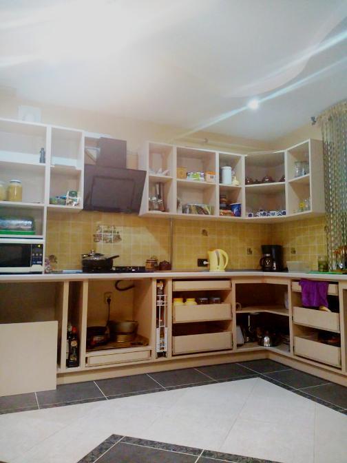 """Кухня для любителей экономить. Однажды муж сказал:""""Сделай сама"""", и я решила - а почему бы и нет?"""
